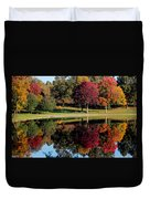 Perfect Day Duvet Cover by Rob Blair
