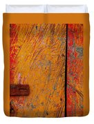 Pescarosa Duvet Cover by Skip Hunt