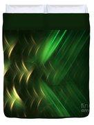 Pine Duvet Cover by Kim Sy Ok