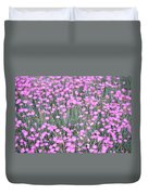 Pink Incarnated Duvet Cover by Sonali Gangane
