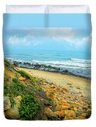 Place To Remember Duvet Cover by Lourry Legarde