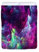 Planet Ocean Duvet Cover by Anastasiya Malakhova