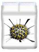 Pollen  Duvet Cover by Steve Taylor