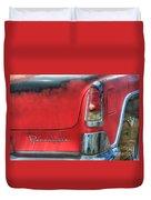 Powerflite Duvet Cover by Bob Christopher