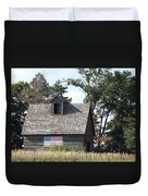 Proudly She Stands Duvet Cover by Caryl J Bohn