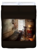 Psychiatrist - The Shrink Duvet Cover by Mike Savad