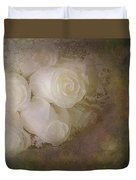 Pure Roses Duvet Cover by Susan Candelario