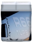 R66 Reflection Duvet Cover by Paul Job