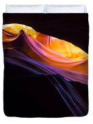 Rainbow Canyon Duvet Cover by Chad Dutson