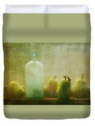 Rainy Days Duvet Cover by Amy Weiss