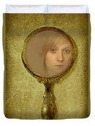 Reflection Duvet Cover by Amanda Elwell