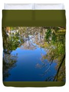 Reflection Duvet Cover by Denise Mazzocco