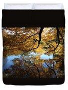 Reflections Duvet Cover by John Telfer