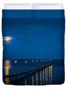 Reflections On Milacs Duvet Cover by Paul Freidlund