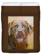 Reilly Duvet Cover by Kimberly Santini
