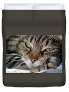 Rest Duvet Cover by Susan Smith