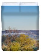 Rolling Hills Duvet Cover by Bill  Wakeley