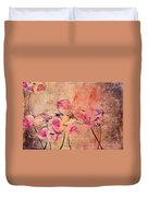 Romantiquite - 44bt22 Duvet Cover by Variance Collections