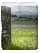 Room with a View Duvet Cover by Jean Noren