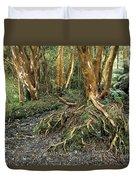 Roots Duvet Cover by James Brunker