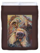 Rory Duvet Cover by Kimberly Santini