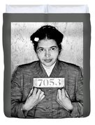 Rosa Parks Duvet Cover by Unknown