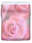 Roses Duvet Cover by Mikki Cucuzzo
