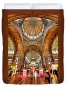 Royal Exhibition Building II Duvet Cover by Ray Warren