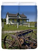 Rural Ontario Duvet Cover by Steve Harrington