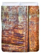 Rust Rules Duvet Cover by Steve Harrington