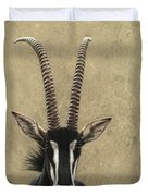 Sable Duvet Cover by James W Johnson