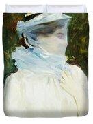 Sally Fairchild Duvet Cover by John Singer Sargent