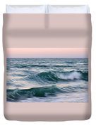 Saltwater Soul Duvet Cover by Laura Fasulo