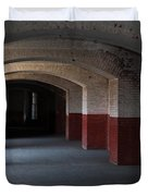 San Francisco Fort Point 5D21543 Duvet Cover by Wingsdomain Art and Photography