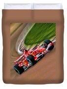 Schumacher Bend Duvet Cover by Blake Richards
