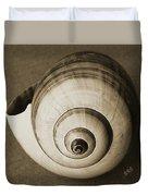 Seashells Spectacular No 25 Duvet Cover by Ben and Raisa Gertsberg
