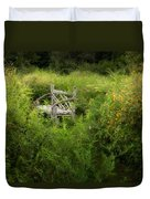 Seclusion Duvet Cover by Bill Wakeley