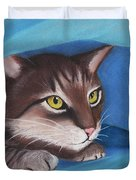 Secret Hideout Duvet Cover by Anastasiya Malakhova