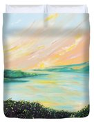Seeded Spirit Duvet Cover by Meaghan Troup