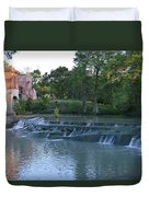 Seguin Tx 02 Duvet Cover by Shawn Marlow