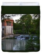 Seguin Tx 03 Duvet Cover by Shawn Marlow