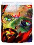 Self Development 6 Duvet Cover by David Baruch Wolk