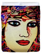 Serena Duvet Cover by Natalie Holland
