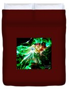Shining Through The Glass II Duvet Cover by Kitrina Arbuckle