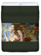 Shivers Duvet Cover by Dorina  Costras