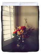 Shutters Duvet Cover by Laurie Search
