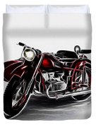 Sidecar Duvet Cover by Cheryl Young