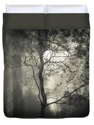 Silent Stirring Duvet Cover by Amy Weiss