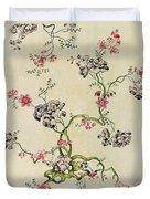 Silk Design Duvet Cover by Anna Maria Garthwaite