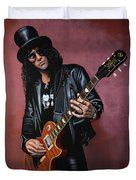 Slash Duvet Cover by Paul Meijering